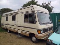 HYMER RV CAMPER THIS IS VERY CLEAN VAN FOR THE YEAR ONE OWNER SEENS 2005