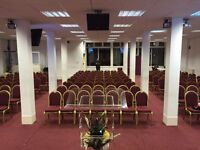 Sundays now Available!!! Church Hall for Hire/ Venue for Hire/ Meeting & Events Space