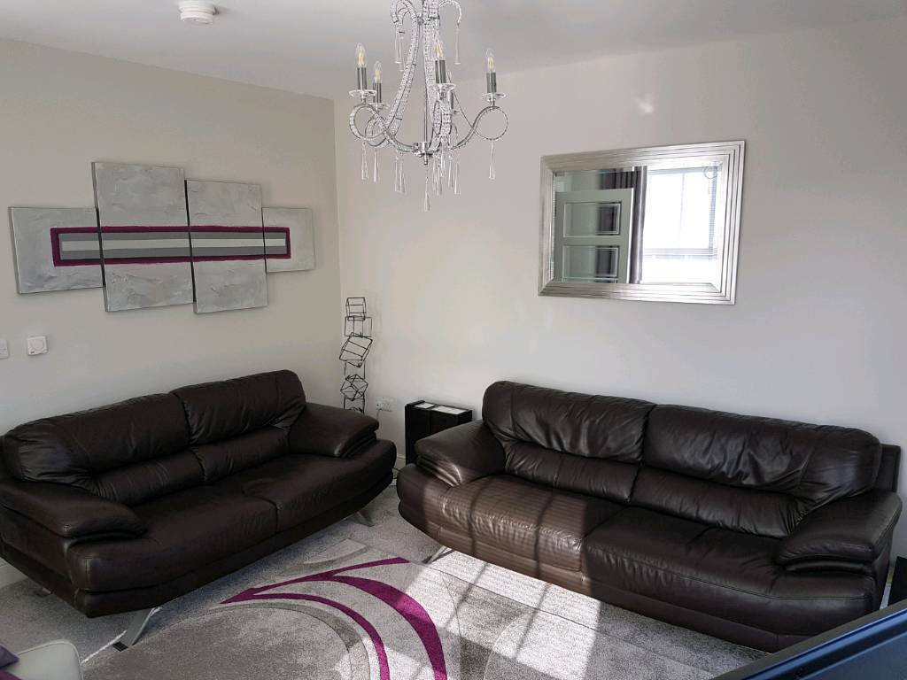 designer leather sofas 3 seater 2 seater in lisburn county