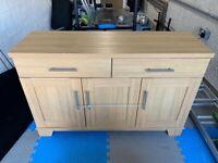 Consort furniture side board unit