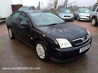 Immaculate 2005 Vauxhall Vectra 1.8 life, 5 door , lots of history, Mot 2017, 93k