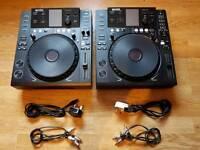 GEMINI CDJ-700 PROFESSIONAL DJ MEDIA PLAYERS ×2
