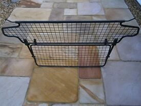 Load retention / dog guard for a Ford Focus estate Genuine Ford Part