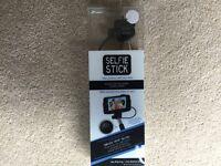 Selfie stick - new in box