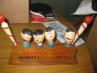 Barber Shop Quartet Set
