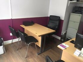 OFFICE SPACE TO LET IN CANN HALL RD, E11 3JF, £580PCM !! (INCLUDING ELEC BILLS)..AVAILABLE NOW !