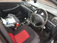 Toyota Corolla T3 2.0 d4d diesel