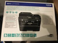4-IN-1 laser printer Brother MFC-L2700DN in a very excellent condition