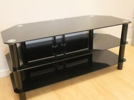 Glass TV Stand / Unit / Mount