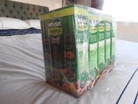 PURINA WINALOT SHAPES - 5 X 800 gram boxes