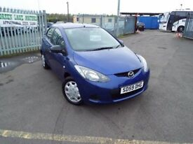 2009 MAZDA 2 1.3 FULL MOT PX WELCOME **FINANCE AVAILABLE**