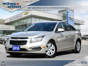 2016 Chevrolet Cruze Limited 1LT ACCIDENT FREE