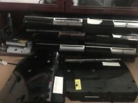 8 PS3 consoles JOBLOT (faulty) + 2 CONTROLLERS
