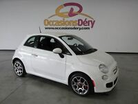 2014 Fiat 500 CUIR - MAGS - BLUETOOTH