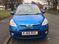Hyundai i10 2010 60 Reg £30 year road tax runs and drives well