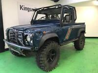 Land Rover defender td5 off road ready