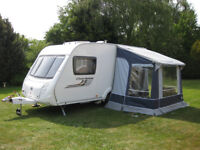 Dorema Alpha Caravan Porch Awning In Perfect Condition. Never Used.