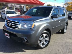 2013 Honda Pilot EX-L Leather Sunroof