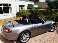 Mazda MX5 2.0 Sport Tech (2010) - top spec soft top in great condition