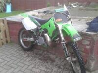 Kawasaki kx250 1998 tricked up fresh not ktm Yzf rmz kxf yz cr quad