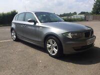 BMW 1 series 2009 diesel £3500