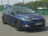2008 FORD FOCUS 1.6 ZETEC AUTOMATIC * 5 DOOR * FACELIFT * PART EX WELCOME * DELIVERY *