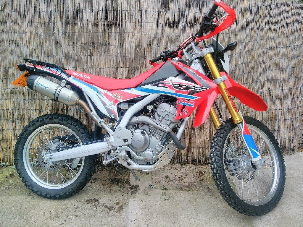 Honda Crf L 250cc 2015 Low Miles In Oakwood Derbyshire Gumtree Dirt Bikes