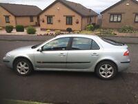 2005 Renault Laguna expression. 5 door manual. Mot. Towbar. Reduced to £295! Needs little tlc