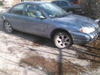 1999 mercury myistic for sale or trade