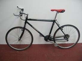 TRECK SINGLE TRACK 920 ROAD MOUNTAIN BIKE IN IMMACULATE CONDITION, VERY LIGHT WEIGHT