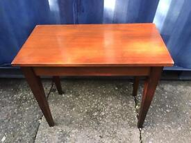 Small side table FREE DELIVERY PLYMOUTH AREA