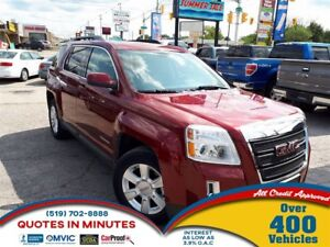 2011 GMC Terrain SLT | LEATHER | BACKUP CAM | SAT RADIO | BLUETO