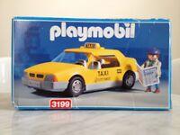 Playmobil 3199 Taxi