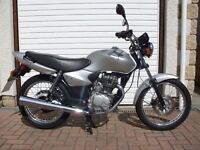 Honda CG 125-4 (Fully Refurbished)