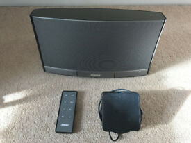 Bose SoundDock speaker for iPhone/iPod - Black