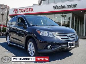 2014 Honda CR-V Local