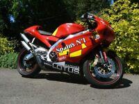 1999 Aprilia RS250 mk2 - low mileage, great condition.