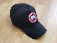 Canada Goose trucker stlye cap