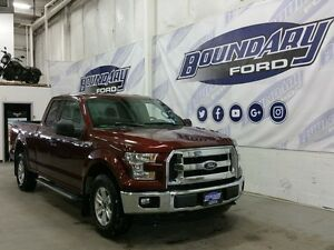 2015 Ford F-150 Supercab XLT W/ 5.0L V8 Engine