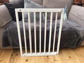 Stairgate Babydan Guard Me Fold Baby Gate From John Lewis In