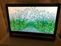 "Sony vaio 23"" all in one touch screen pc"