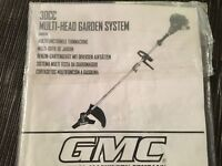 For Sale Brand New In Box Multi-Head Garden System 30cc - GMHS30