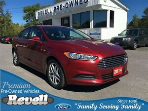 2014 Ford Fusion SE...1-owner trade, Power windows/locks, Cruise