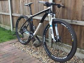 MARIN INDIAN FIRE TRAIL 29ER MOUNTAIN BIKE WITH ADDITIONAL UPGRADES