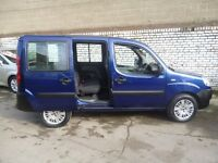 Fiat DOBLO Multijet,clean tidy 1248 cc MPV,FSH,runs and drives very well,tow bar fitted,great mpg