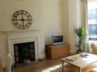 Small double room in immaculate, shared flat with 2 other professionals in their mid 20's