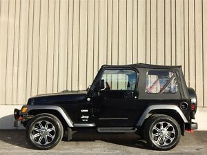 2004 Jeep TJ WOW ONLY 71,OOOKMS