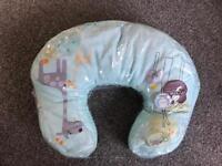 Comfort and Harmony mombo nursing pillow