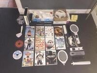 Wii console, games & more
