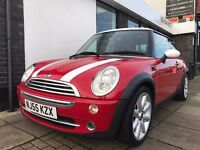 MINI Hatch 1.6 Cooper 3dr ONLY 73812 GENUINE MILES